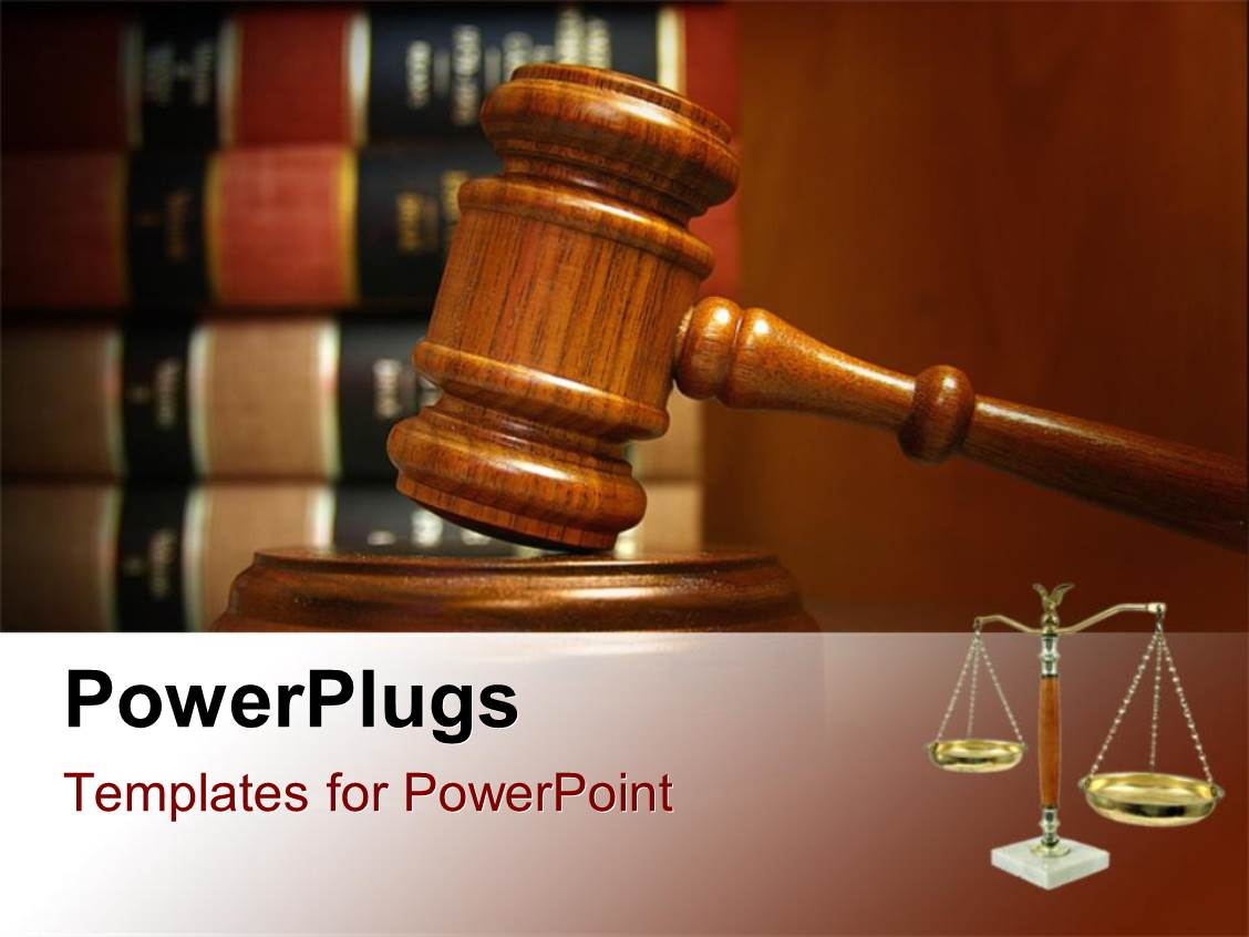 Law PowerPoint Templates | CrystalGraphics