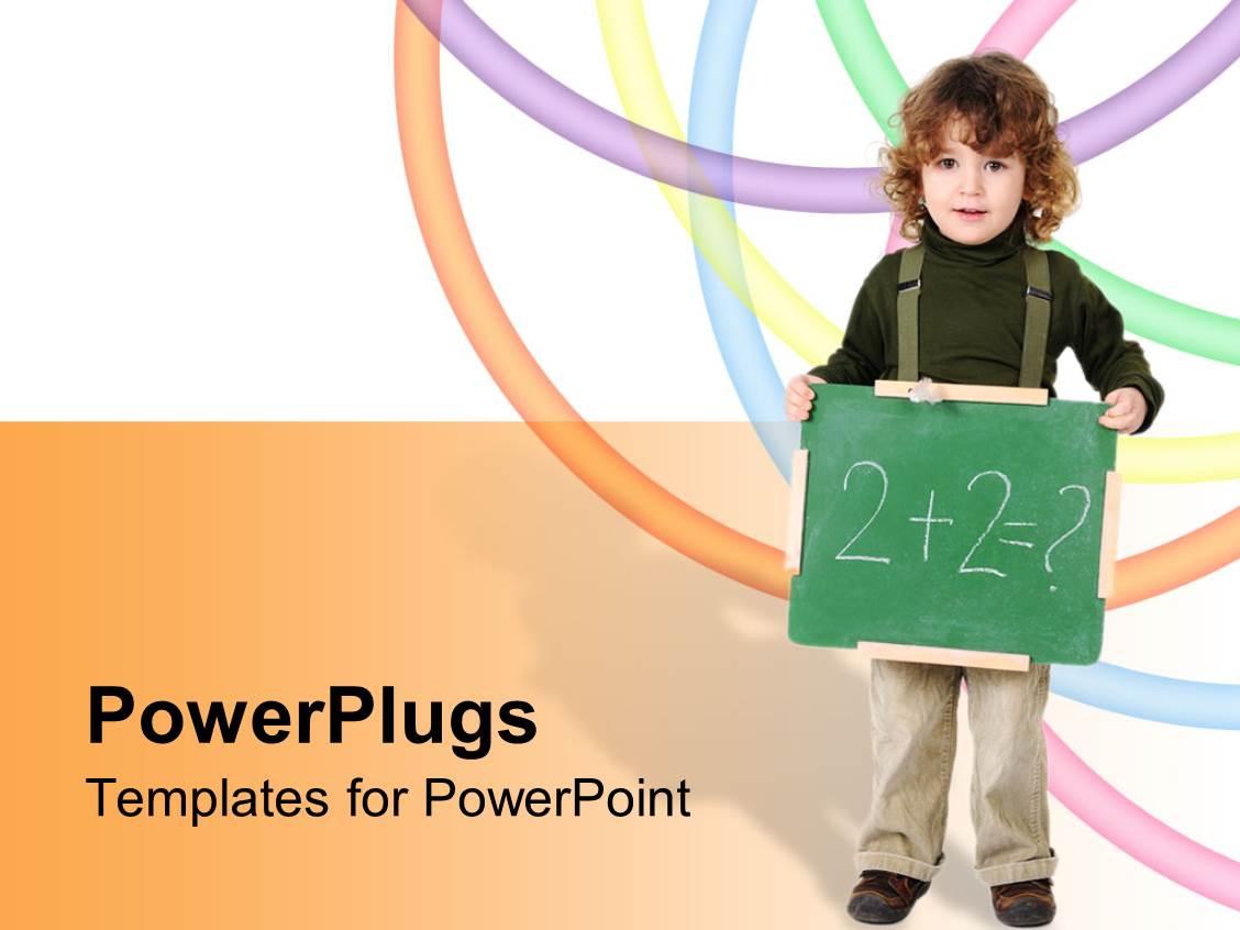 Maths Powerpoint Template