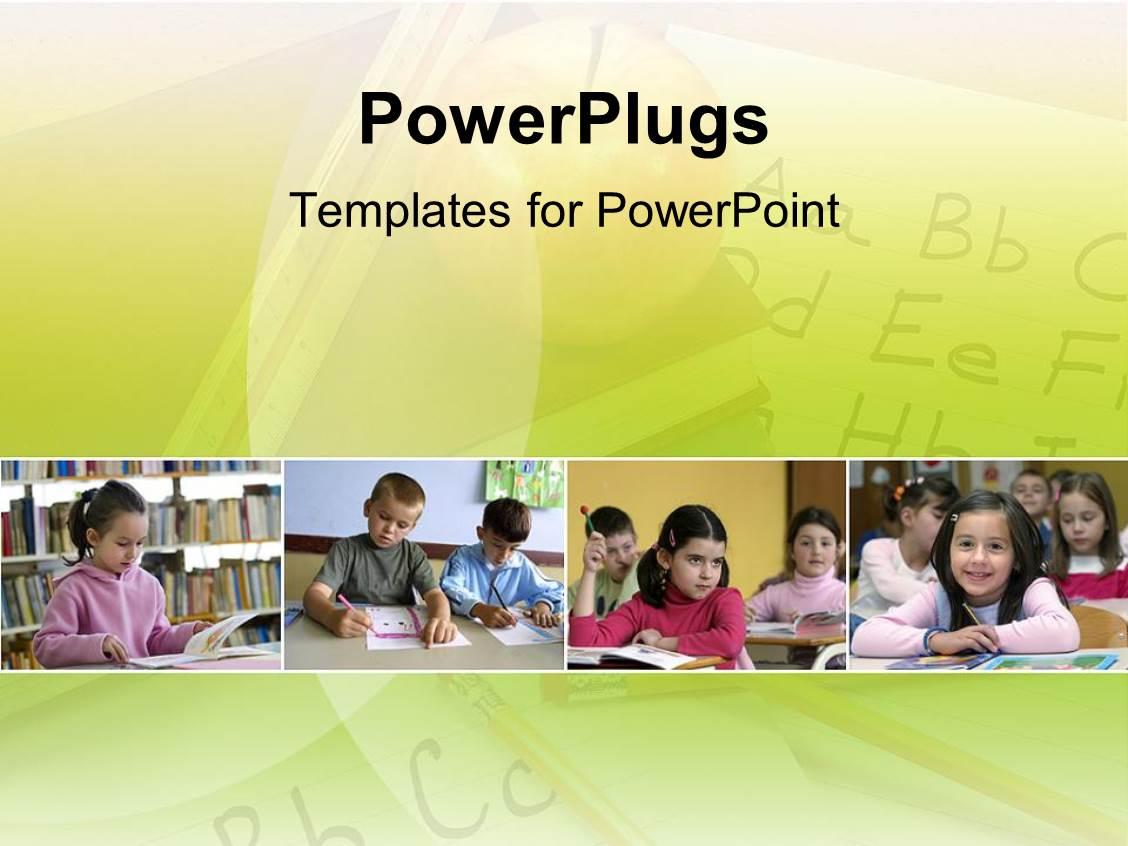 elementary powerpoint templates
