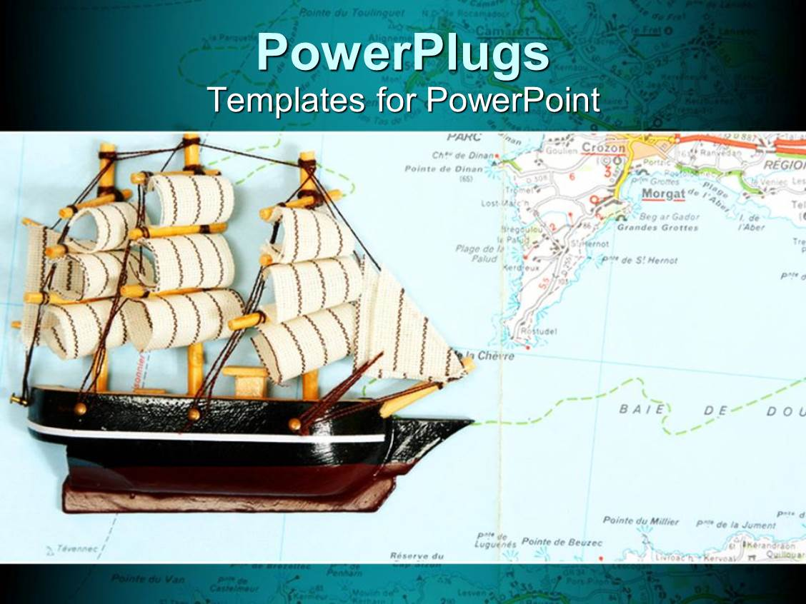 Battleship Powerpoint Template