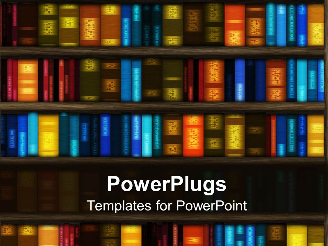 Powerpoint Templates Books