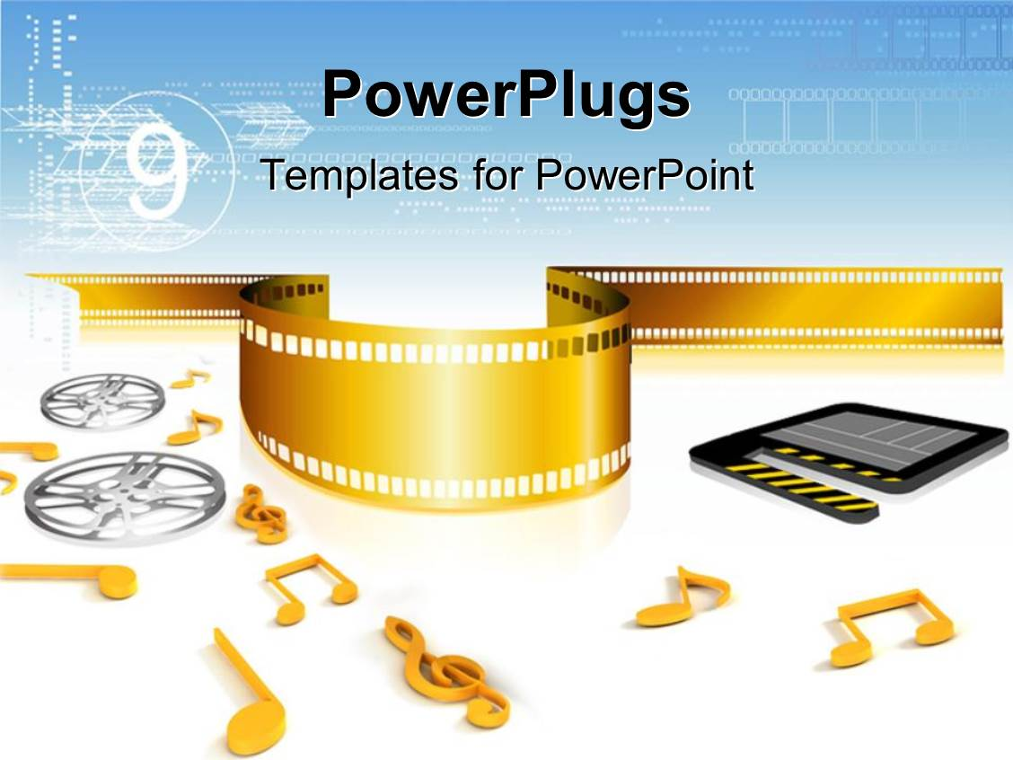 powerpoint templates free movie gallery powerpoint