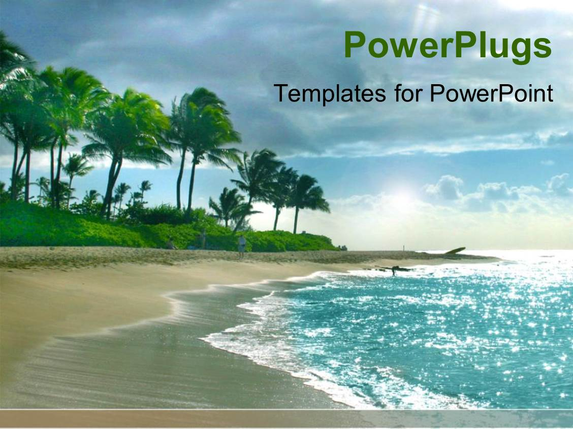Powerpoint template lots of trees at the shore of a blue river powerpoint template displaying lots of trees at the shore of a blue river beach toneelgroepblik Choice Image