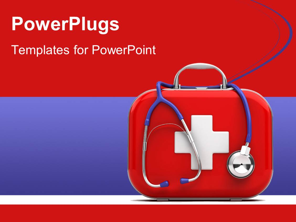 first aid powerpoint templates | crystalgraphics, Powerpoint templates