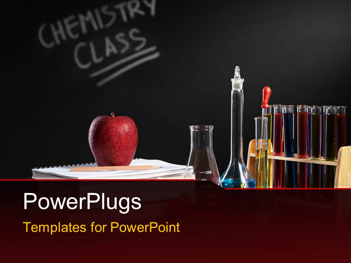 Best Chemistry PowerPoint Templates | CrystalGraphics