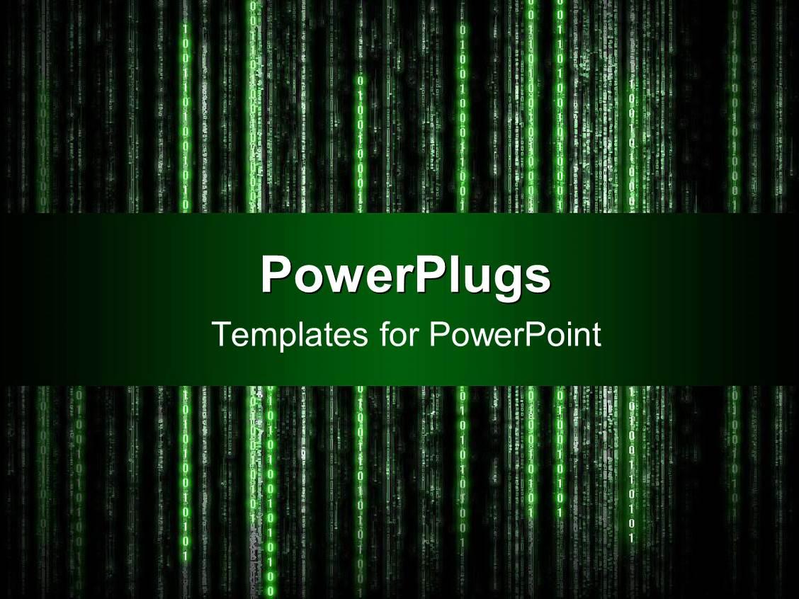 matrix powerpoint templates  crystalgraphics, Powerpoint