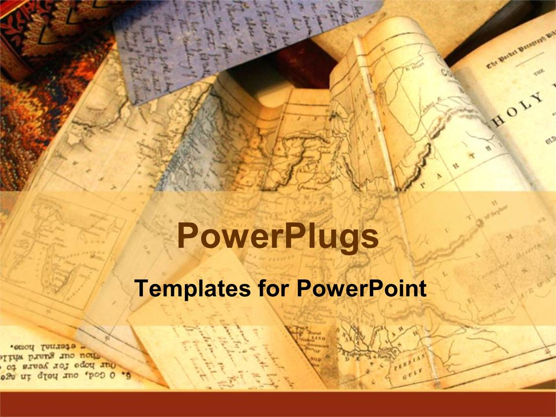 Best History PowerPoint Templates – History Powerpoint Template