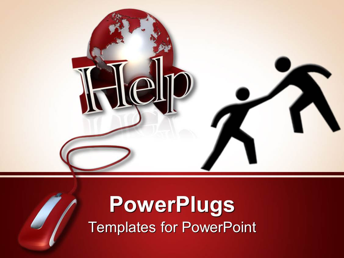 PowerPoint Template a magnet with the signs of help wanted 16256 – Help Wanted Template Word