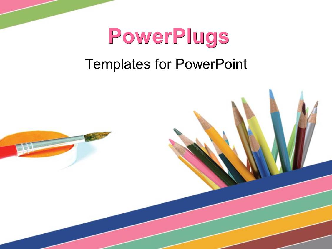 art powerpoint templates gallery - templates example free download, Modern powerpoint
