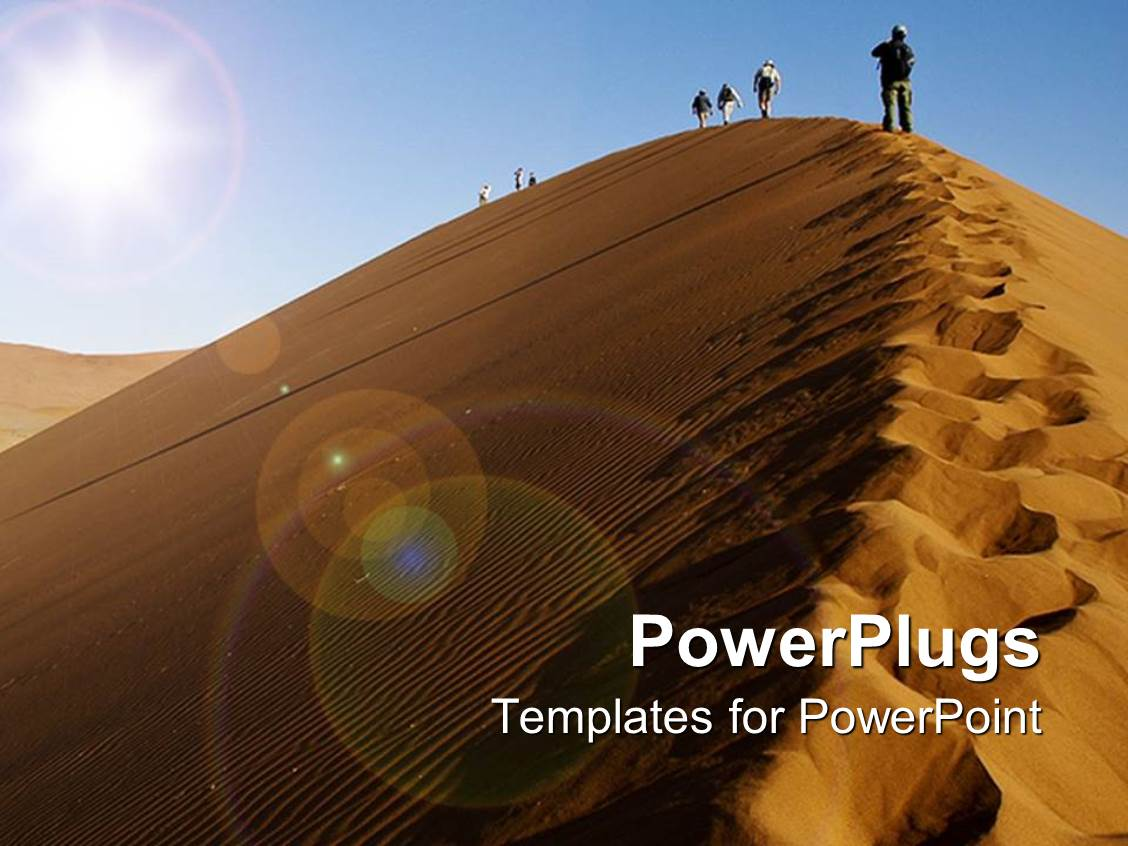 powerpoint templates free download desert gallery