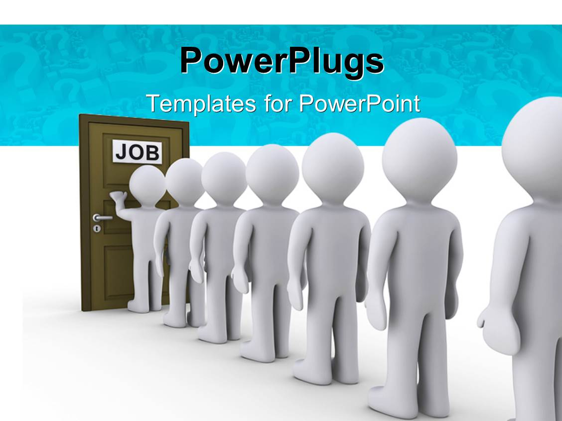 job interview powerpoint templates | crystalgraphics, Powerpoint templates