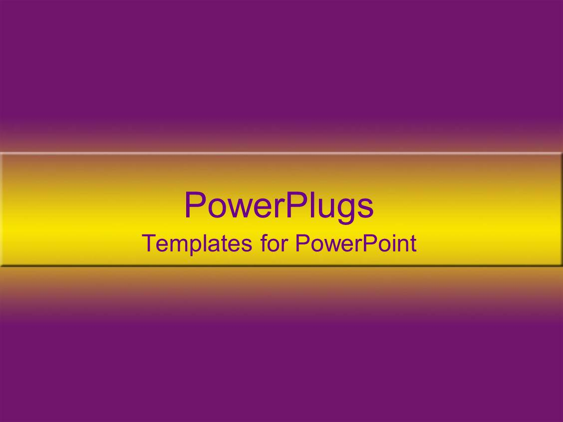 powerpoint template a plain solid beep purple background