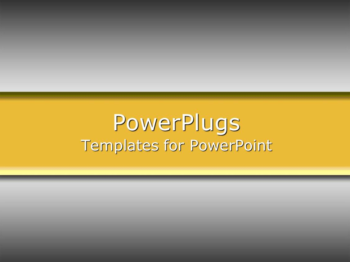 Powerpoint Banner Template