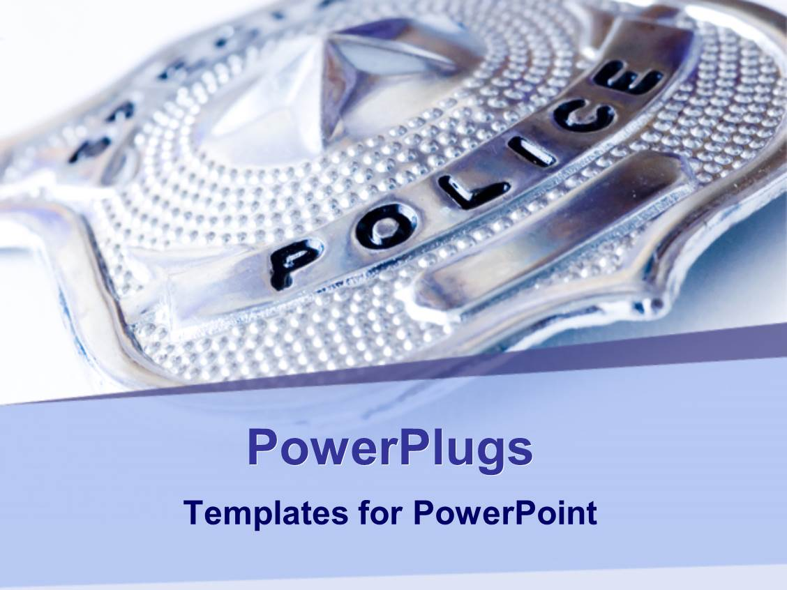 philippine national police powerpoint templates | crystalgraphics, Modern powerpoint