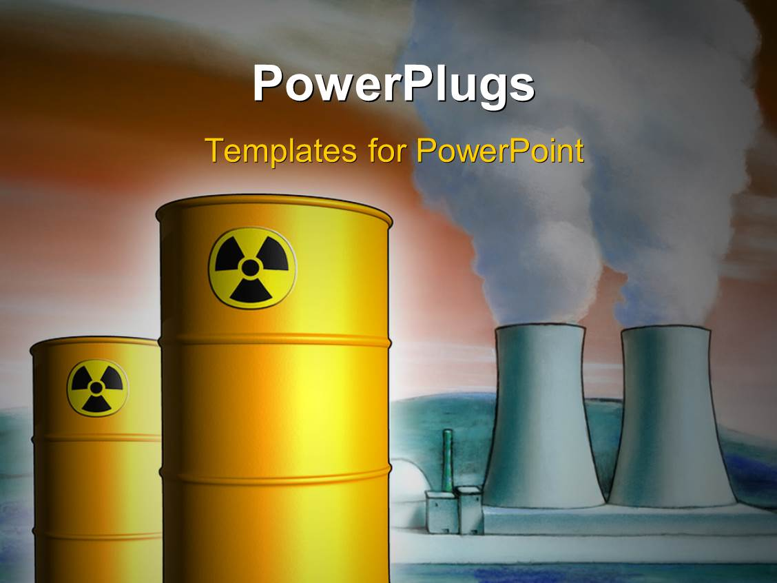 nuclear powerpoint templates | crystalgraphics, Powerpoint templates