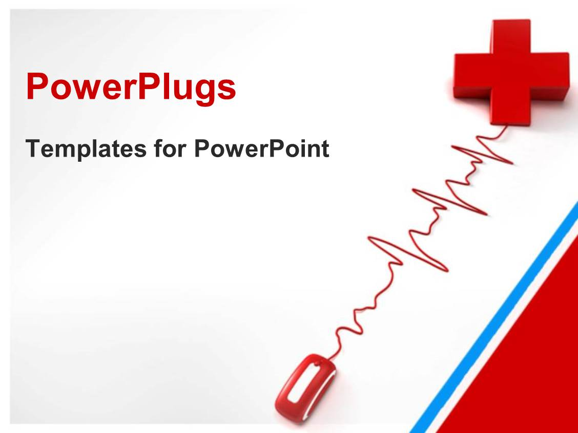 Powerpoint Template Health