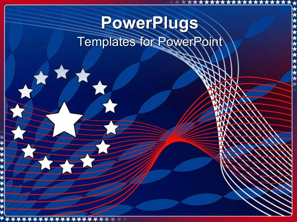 Patriotic PowerPoint Templates | CrystalGraphics