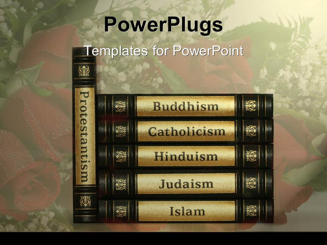Best Religions PowerPoint Templates | CrystalGraphics