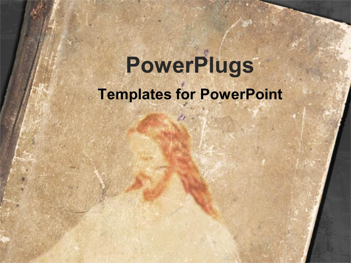 Jesus Christ PowerPoint Templates  Indezine