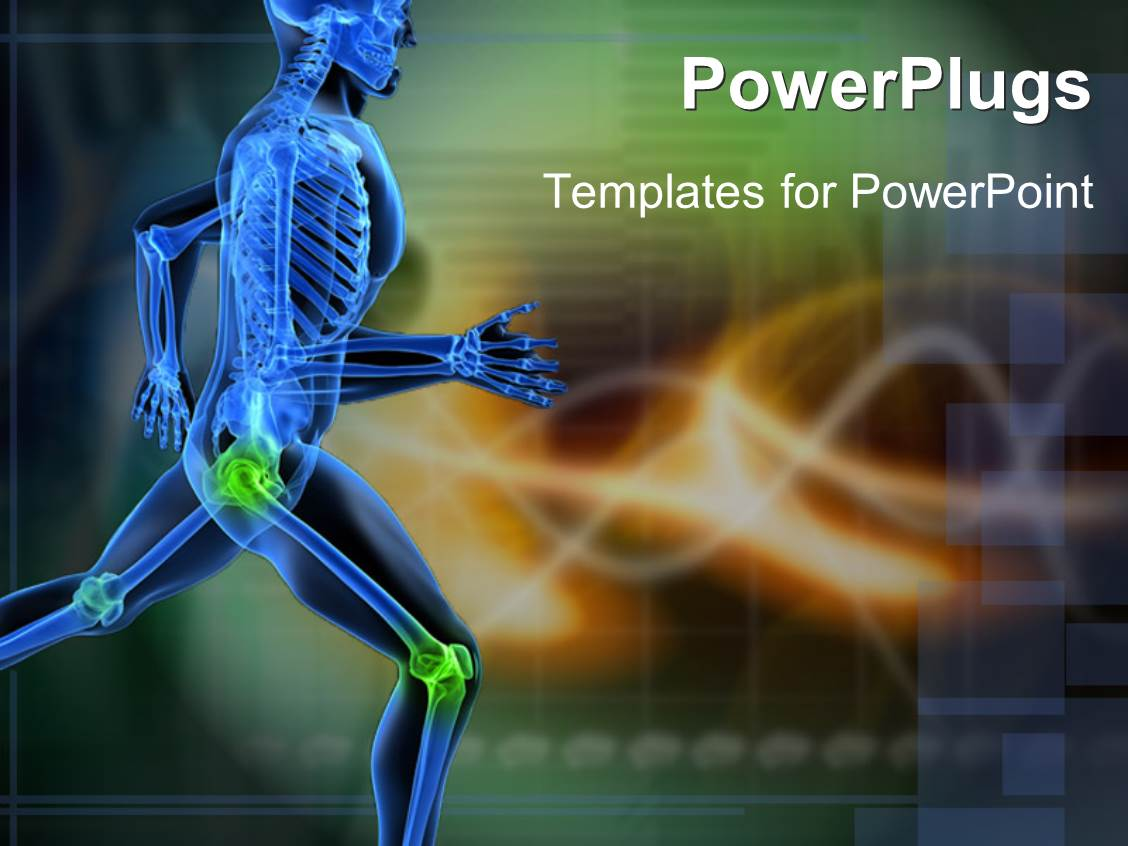 bones powerpoint templates | crystalgraphics, Modern powerpoint