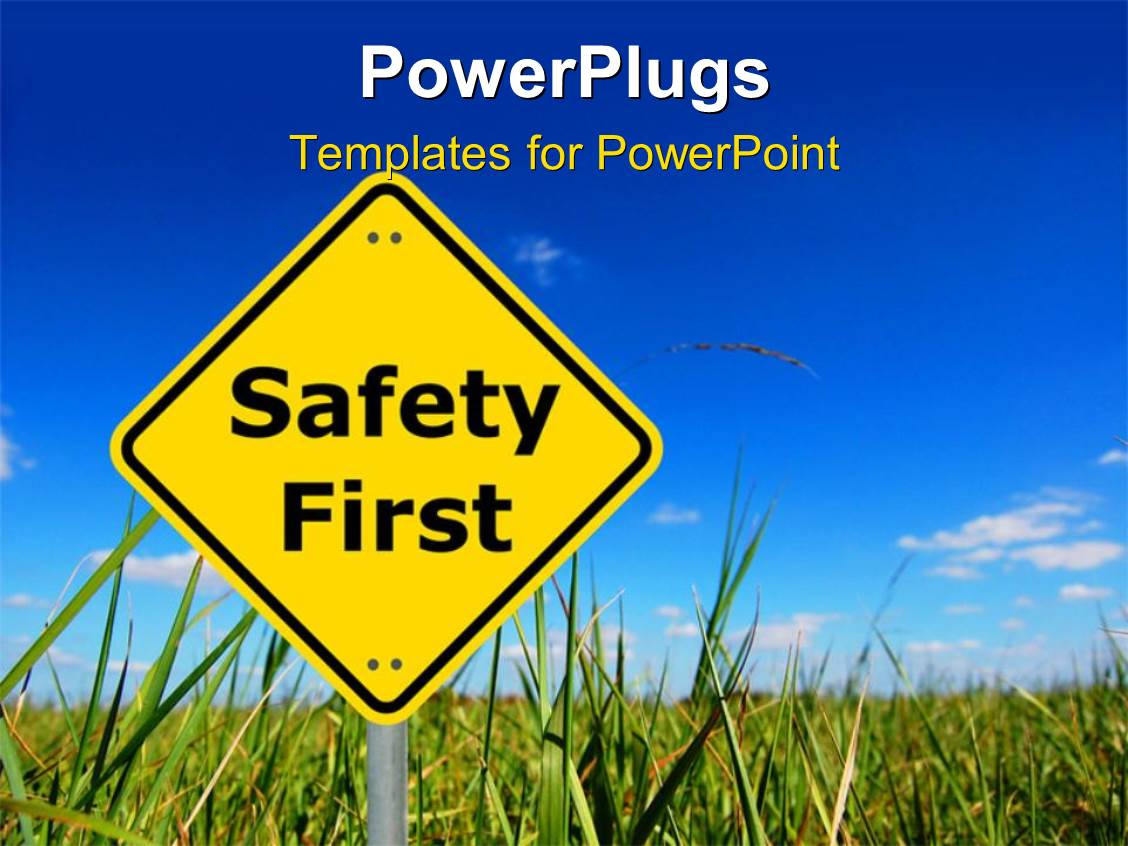 Best Farm PowerPoint Templates – Safety Powerpoint Template