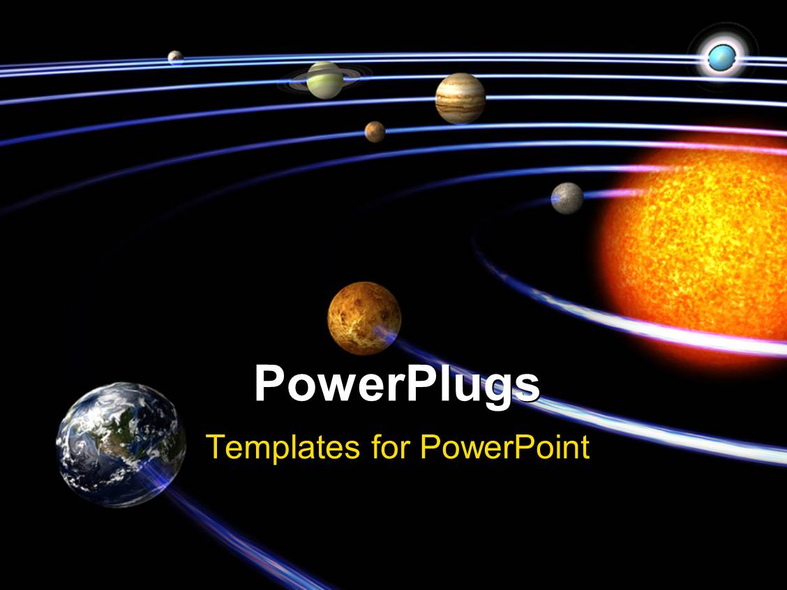 powerpoint presentation on planets - photo #40