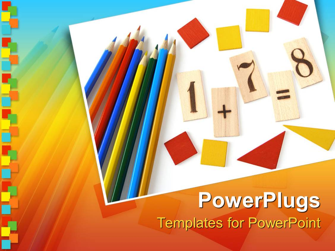 powerpoint templates free download mathematics image collections, Modern powerpoint