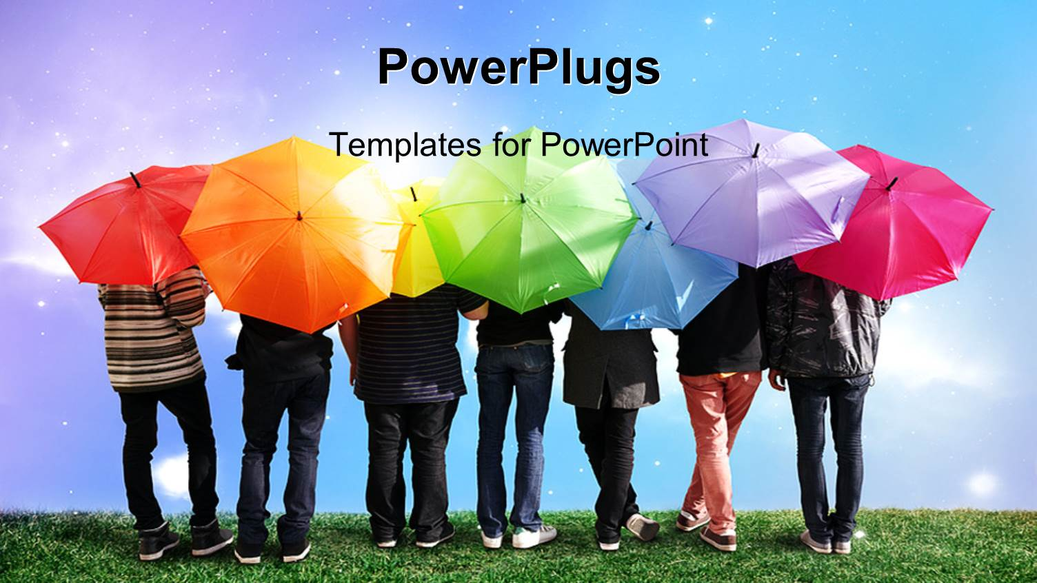 Free Partnership PowerPoint Template - Free PowerPoint Templates