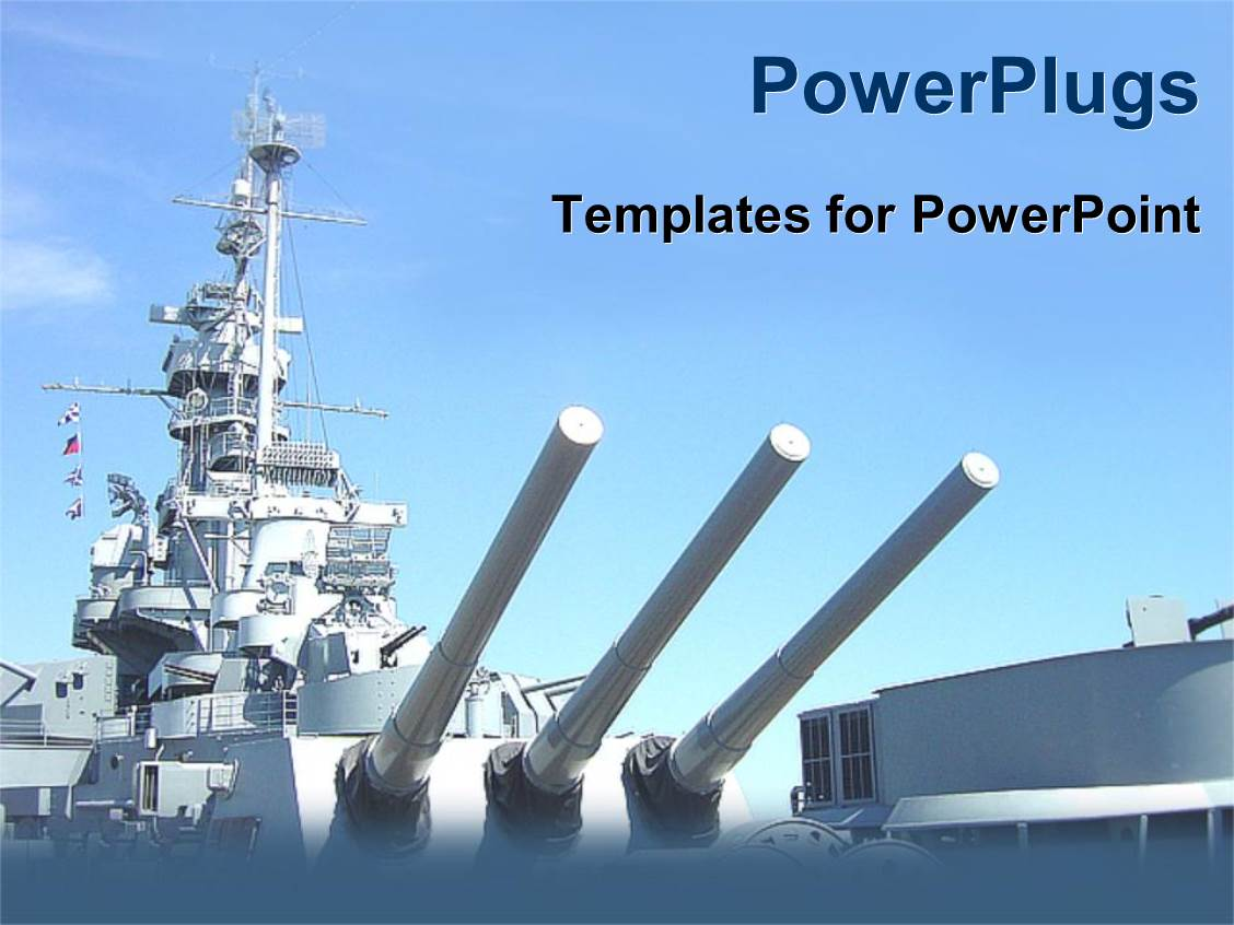 navy ship powerpoint templates | crystalgraphics, Modern powerpoint