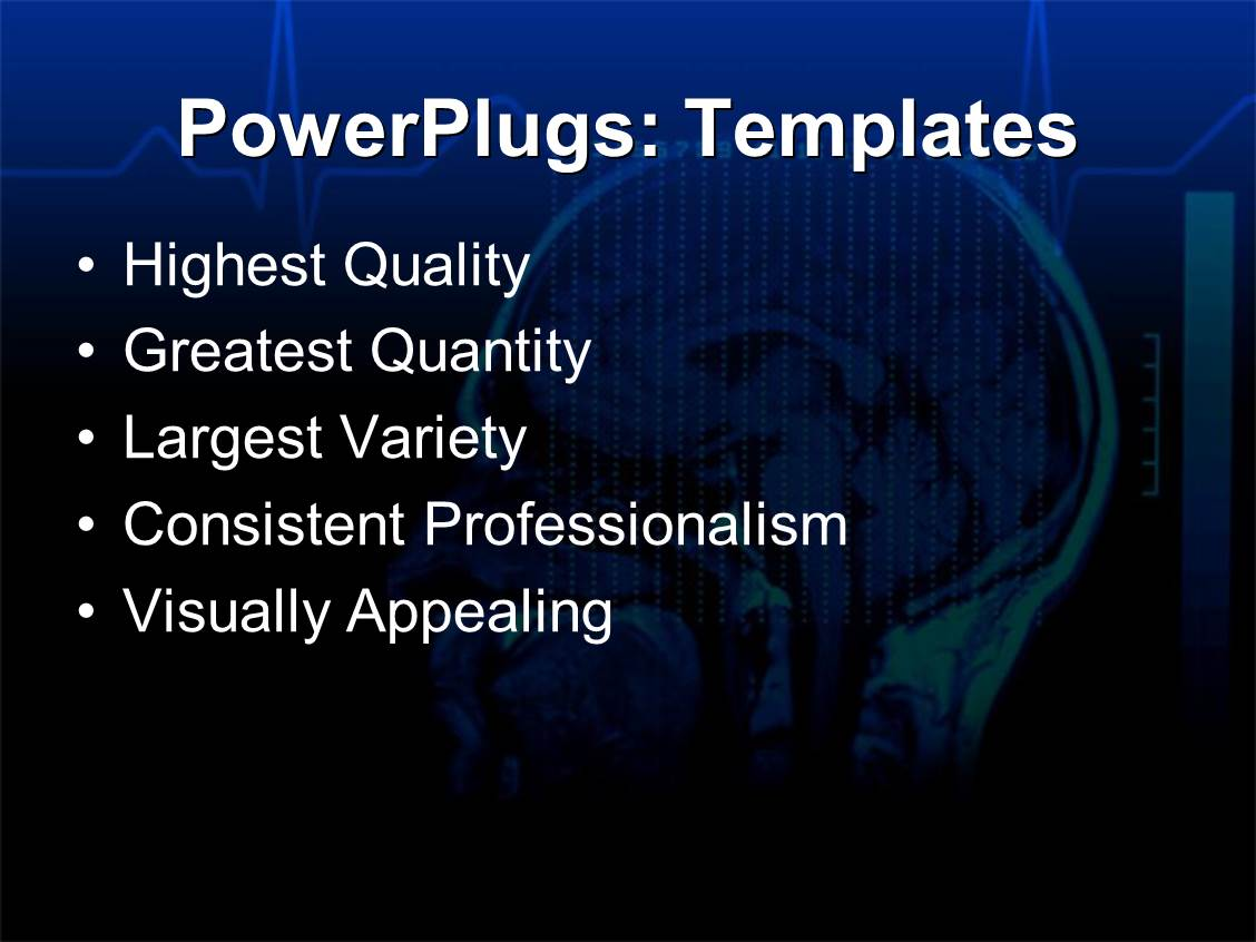 PPT Template - services, business, marketing - Text Slide