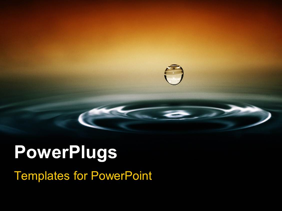 Powerpoint templates water mandegarfo powerpoint templates water toneelgroepblik Image collections