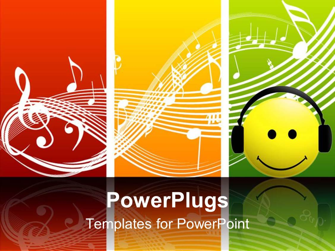 Free Music Powerpoint Templates