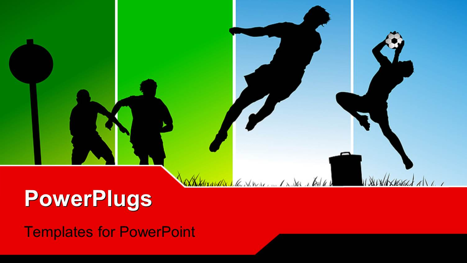 Football Powerpoint Template Free