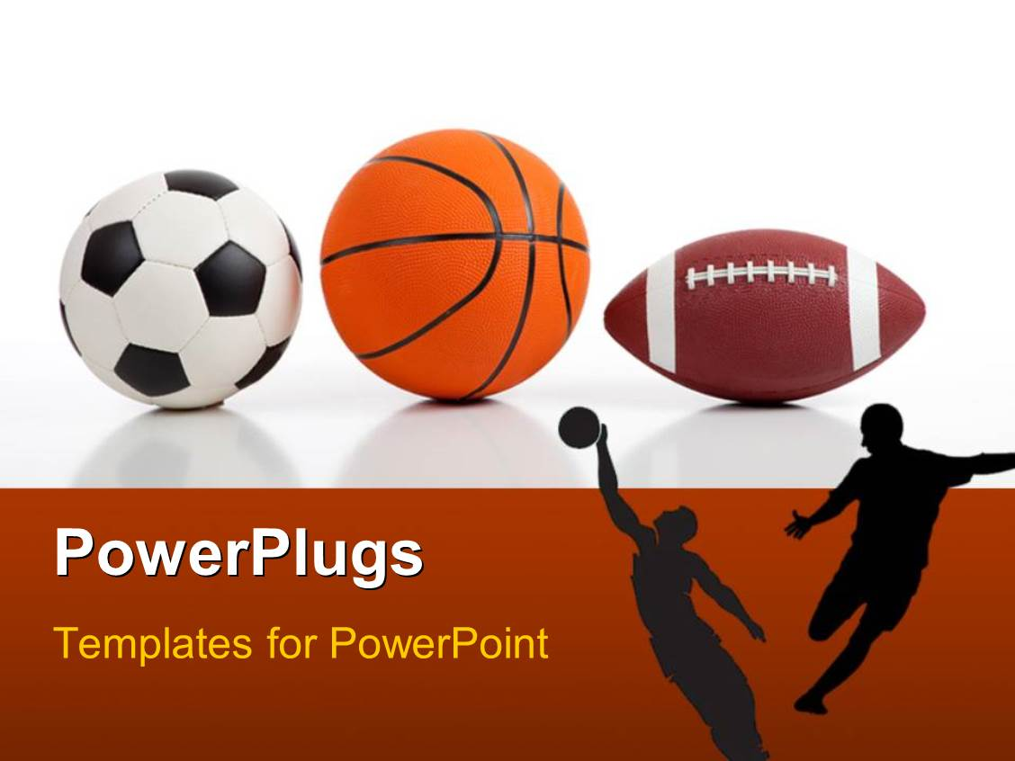 Best Sports PowerPoint Templates – Sport Powerpoint Template