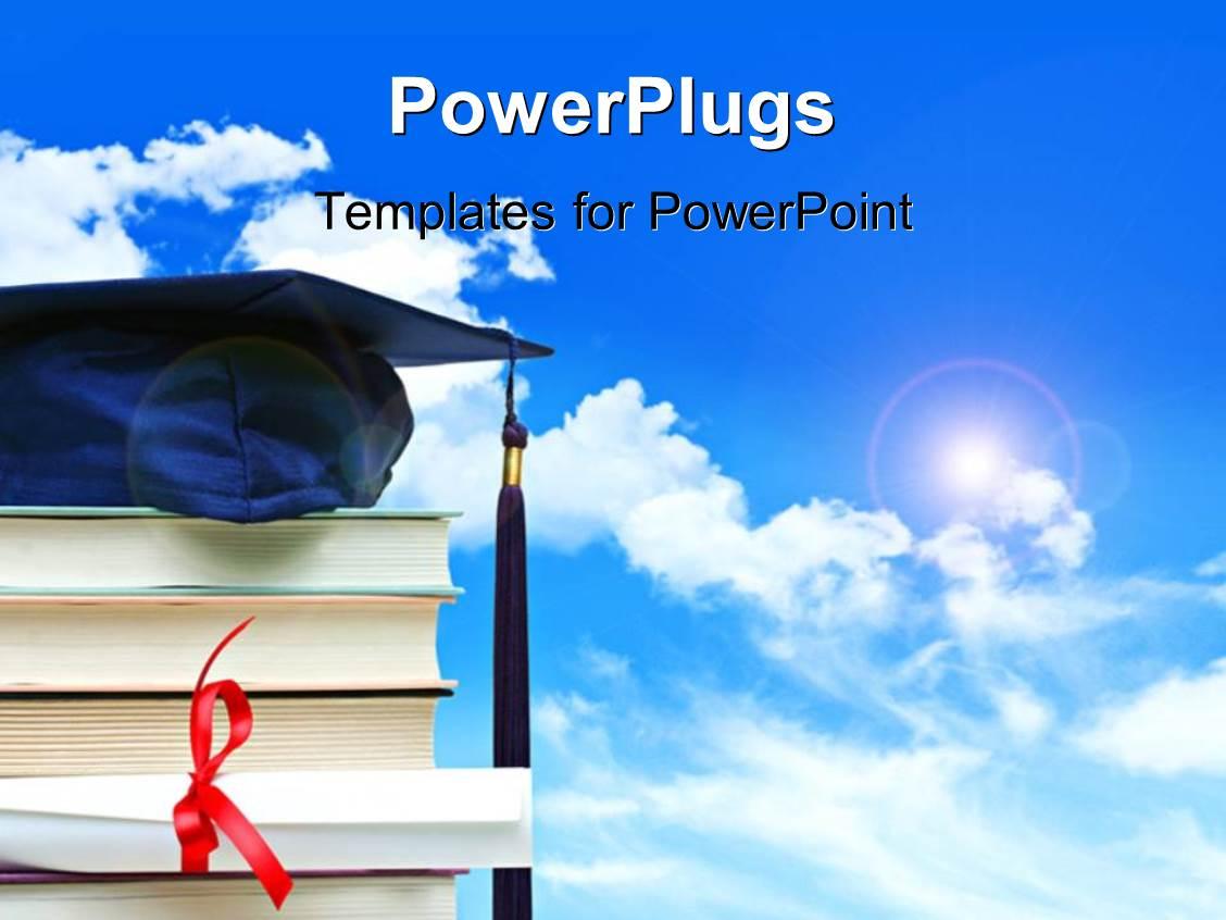 powerpoint graduation templates