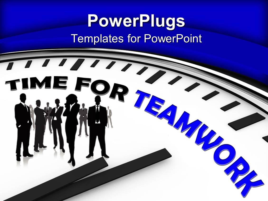 Teamwork Powerpoint Template - mandegar.info