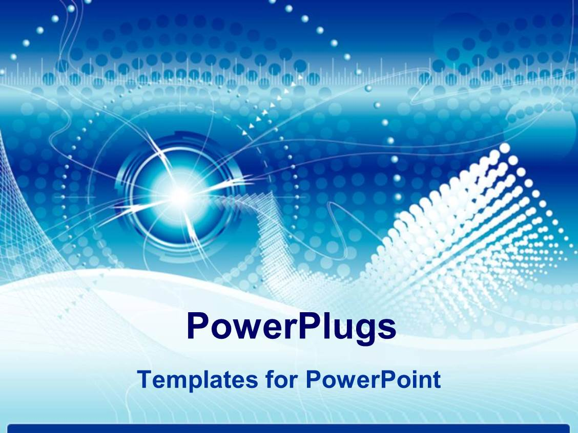 technology powerpoint templates | crystalgraphics, Modern powerpoint