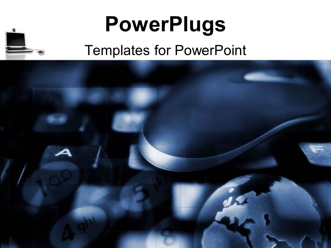 powerpoint backgrounds computer technology