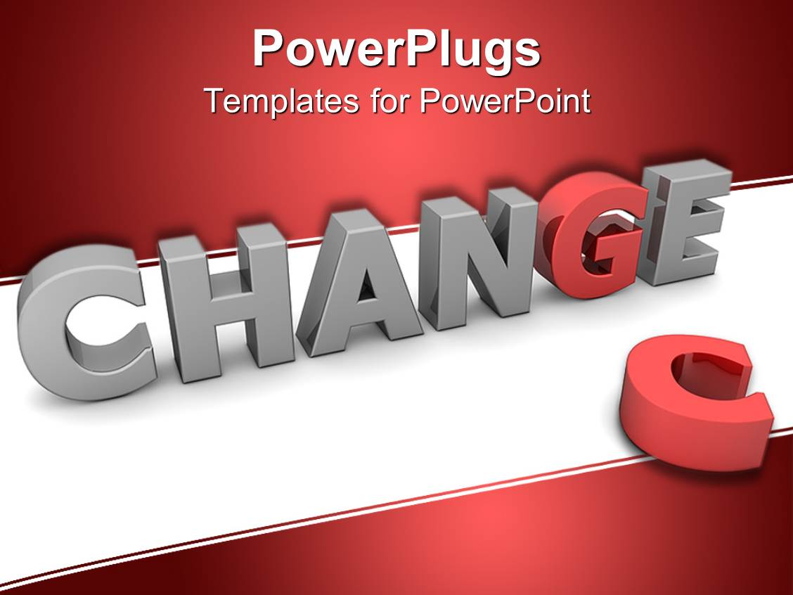 powerpoint template change