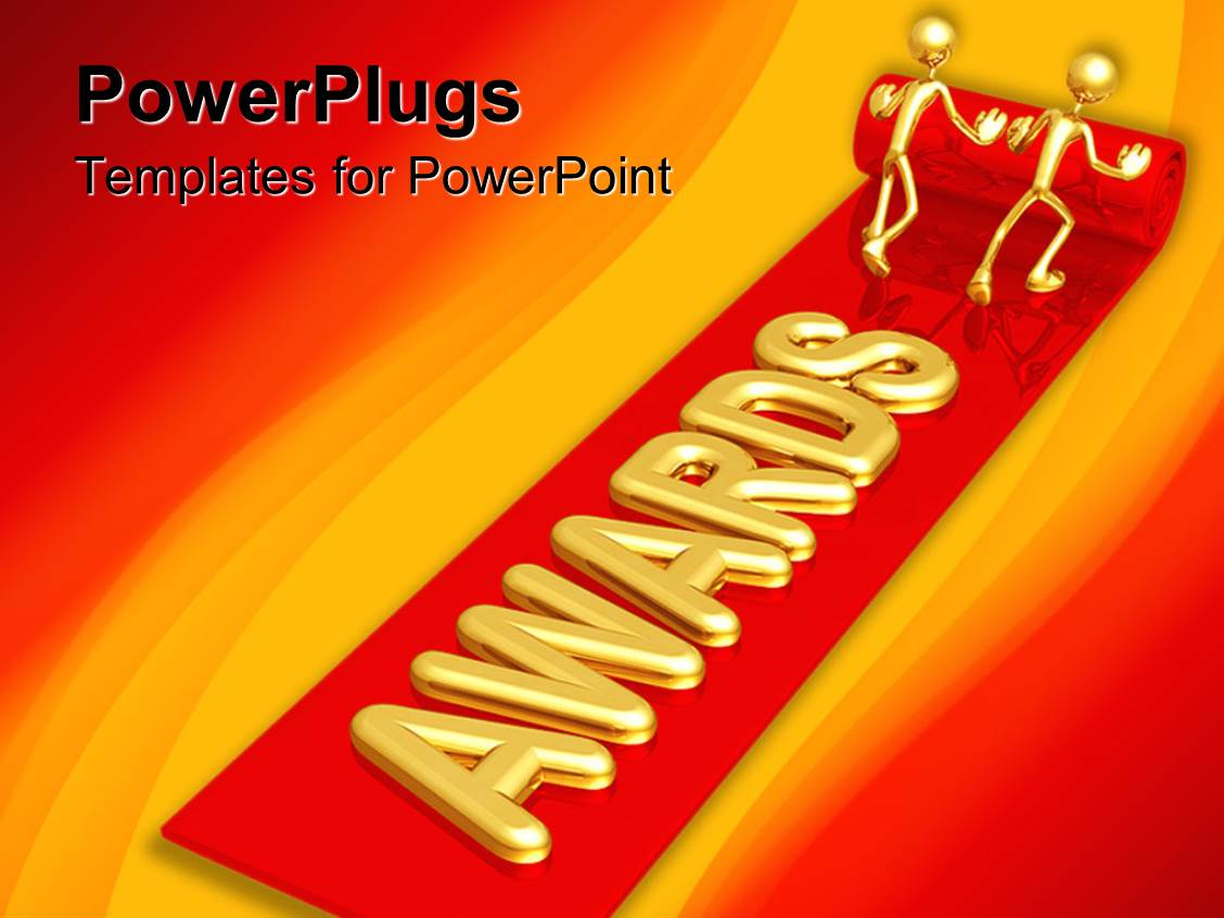 award powerpoint templates  crystalgraphics, Powerpoint