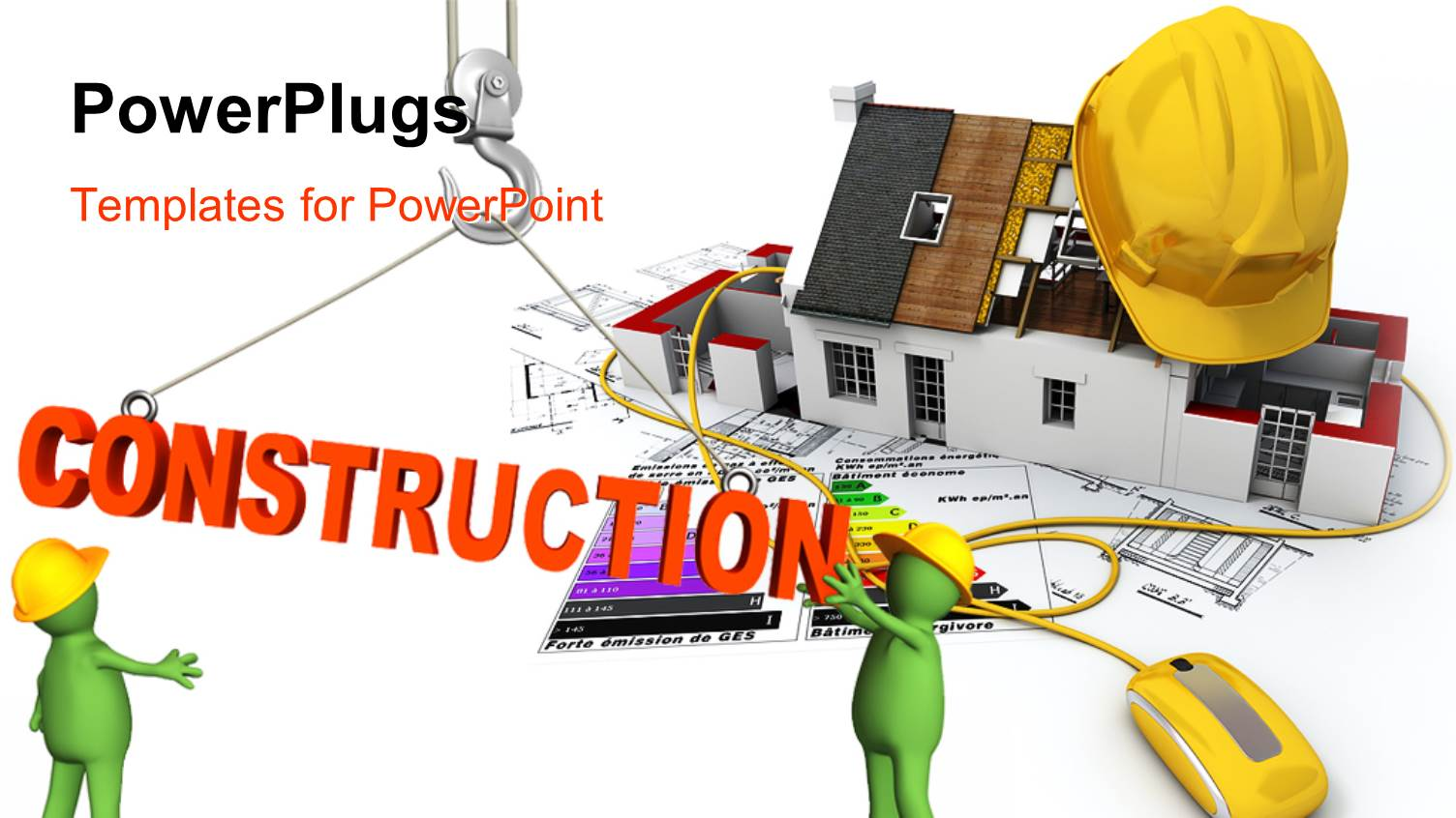 Free construction powerpoint templates mandegarfo free construction powerpoint templates toneelgroepblik Images
