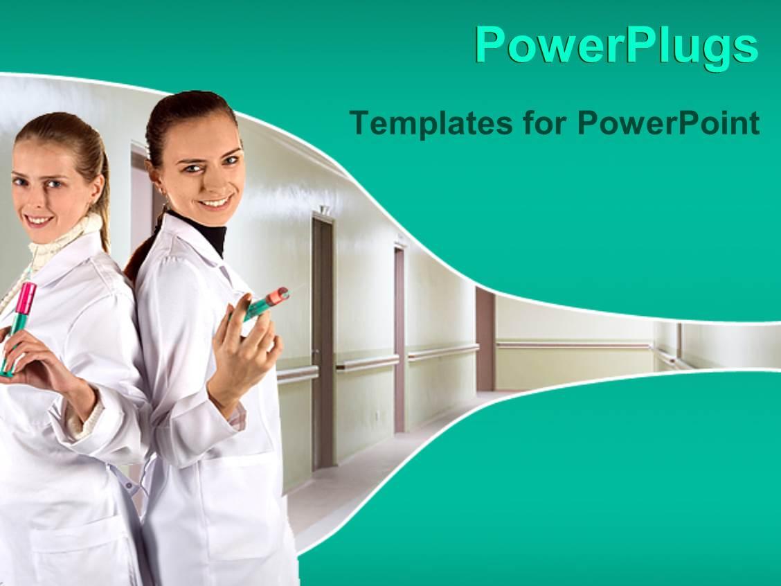 Nurse PowerPoint Templates – Nursing Powerpoint Template