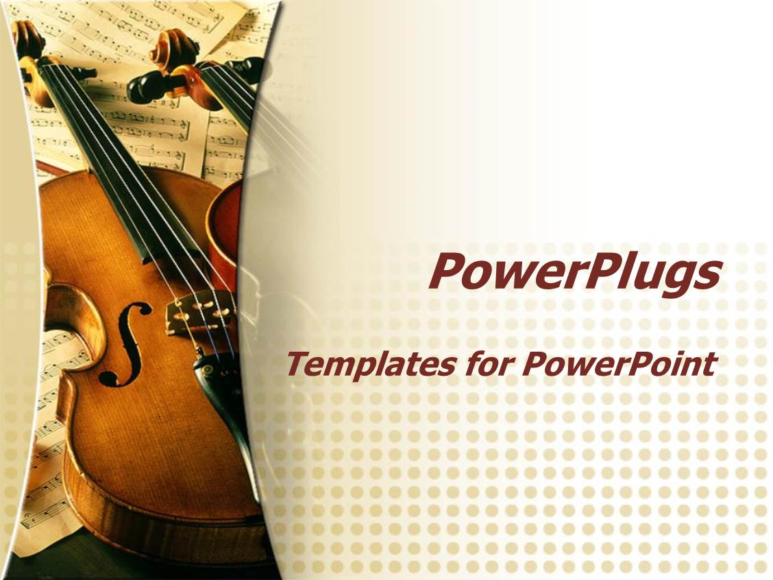 music powerpoint templates | crystalgraphics, Modern powerpoint