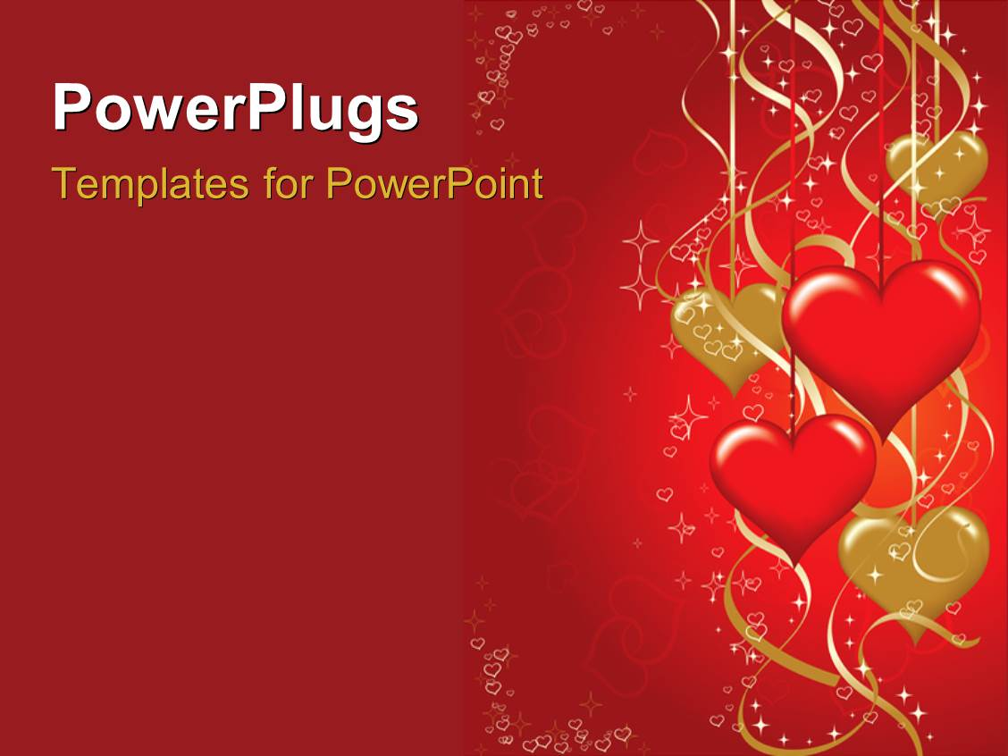 valentine powerpoint templates | crystalgraphics, Powerpoint templates