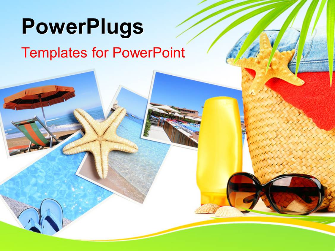 Free Summer Powerpoint Templates Download Mandegarfo