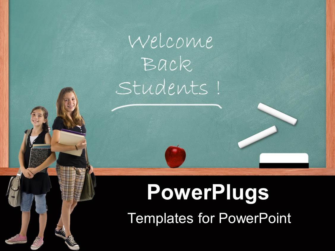 chalkboard writing template How to create a simple powerpoint blackboard presentation a free green chalkboard template to create a simple powerpoint blackboard presentation is.