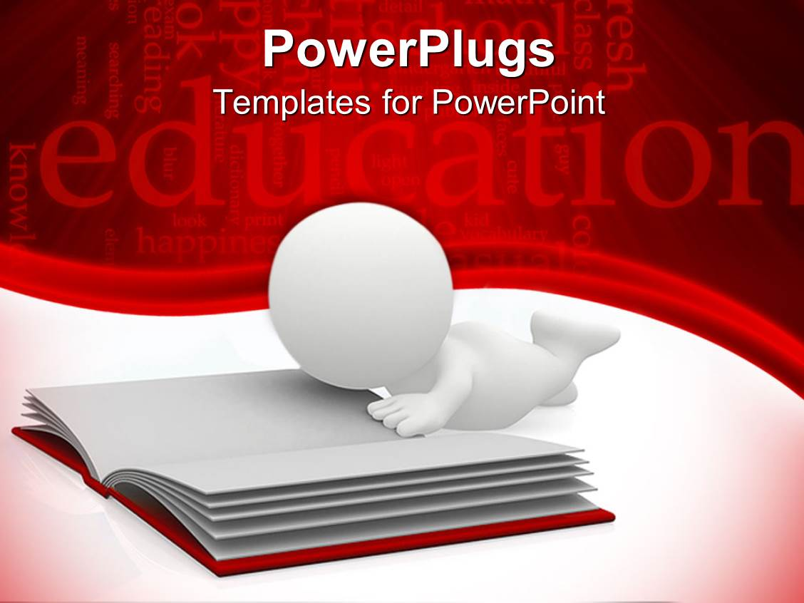 Reading Powerpoint Template