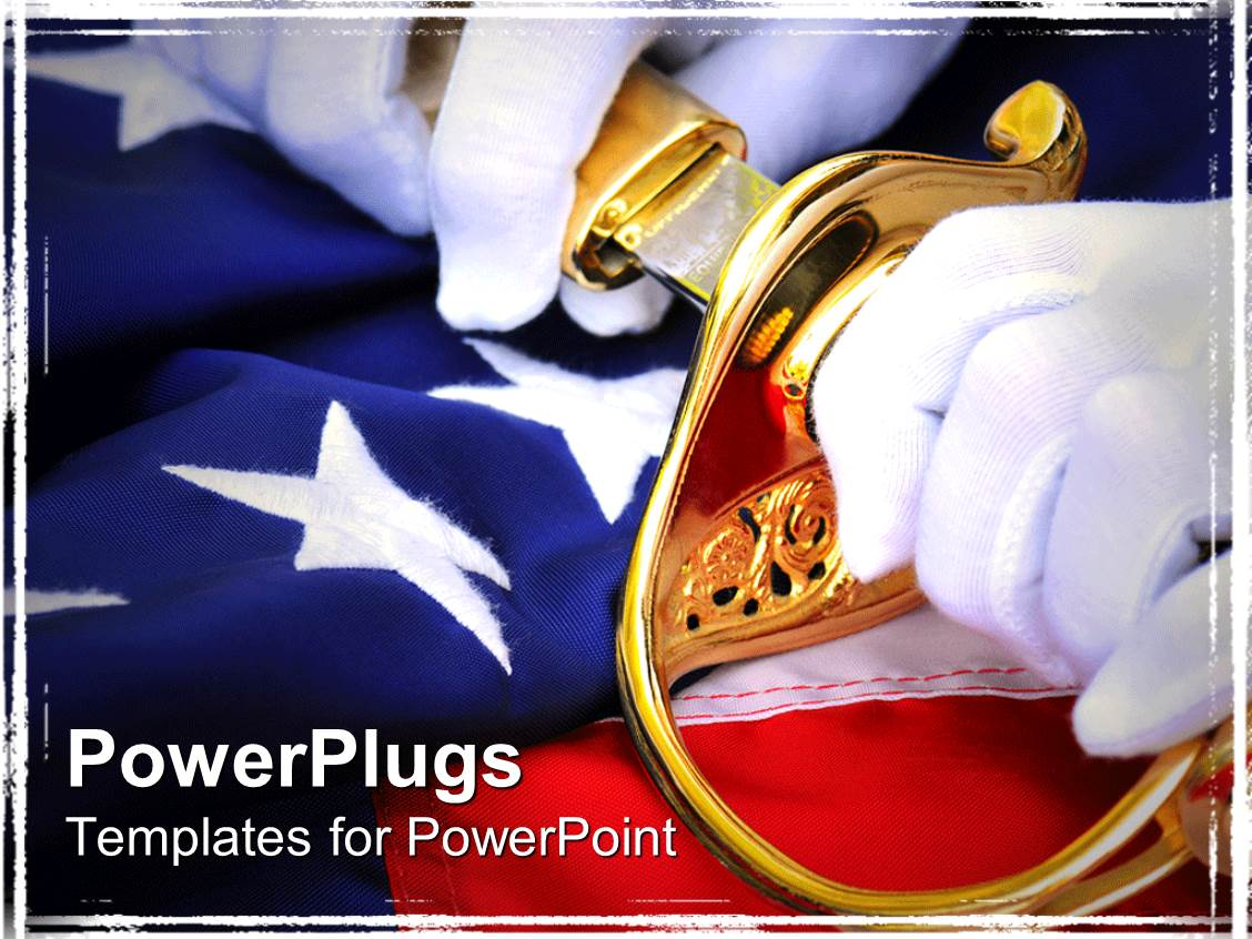 marine corps powerpoint templates | crystalgraphics, Modern powerpoint