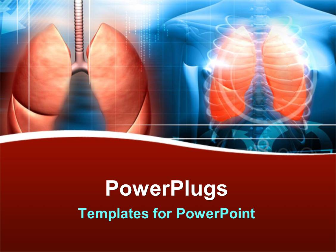 Powerpoint template x ray of human body showing ribs and lungs powerpoint template displaying x ray of human body showing ribs and lungs toneelgroepblik Gallery