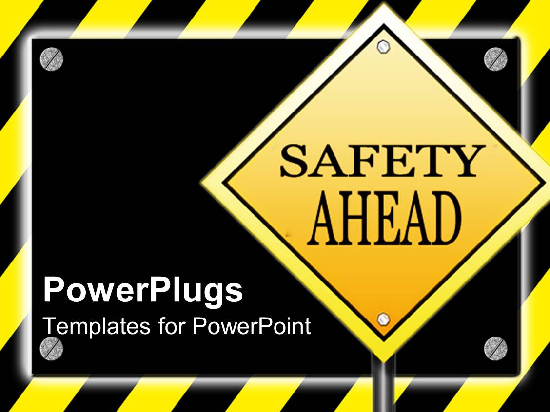 Best Safety PowerPoint Templates – Safety Powerpoint Template